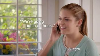 Allegra Allergy TV Spot, 'Camping and Cats' - Thumbnail 6