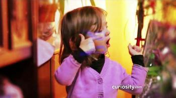 Curiosity.com TV Spot, 'Spark Your Curiosity' - Thumbnail 1