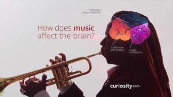 Curiosity.com TV Spot, 'Spark Your Curiosity' - Thumbnail 4