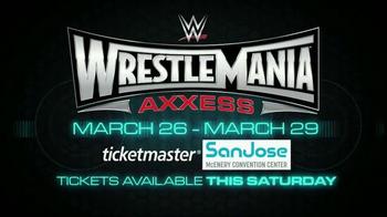 World Wrestling Entertainment TV Spot, 'Wrestlemania Axxess' - Thumbnail 9