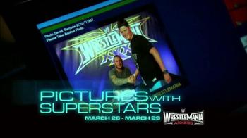 World Wrestling Entertainment TV Spot, 'Wrestlemania Axxess' - Thumbnail 4