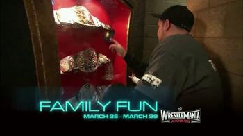 World Wrestling Entertainment TV Spot, 'Wrestlemania Axxess' - Thumbnail 6