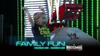 World Wrestling Entertainment TV Spot, 'Wrestlemania Axxess' - Thumbnail 7