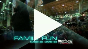 World Wrestling Entertainment TV Spot, 'Wrestlemania Axxess' - Thumbnail 8