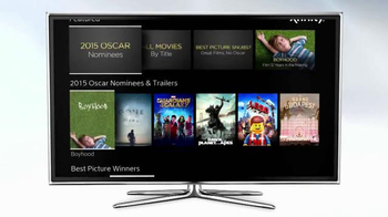 XFINITY On Demand TV Spot, '2015 Oscar Nominees' - Thumbnail 2