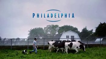 Philadelphia Cream Cheese TV Spot, 'From Farm to Fridge in Six Days'