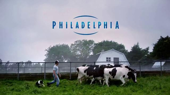 Philadelphia Cream Cheese TV Spot, 'From Farm to Fridge in Six Days' - 7178 commercial airings