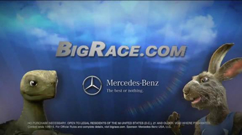 Mercedes-Benz Super Bowl 2015 Teaser TV Spot, 'Mike & Mike Debate Big Race' - 87 commercial airings