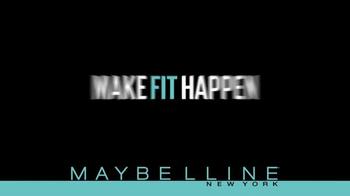 Maybelline Fit Me! Matte + Poreless Foundation TV Spot, 'Make Fit Happen' - Thumbnail 1