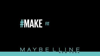 Maybelline Fit Me! Matte + Poreless Foundation TV Spot, 'Make Fit Happen' - Thumbnail 9
