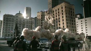 Ram 1500 TV Spot, 'Defiance: Demolition' [Spanish]