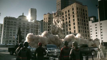 Ram 1500 TV Spot, 'Defiance: Demolition' [Spanish] - 452 commercial airings