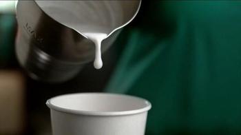 Starbucks Flat White TV Spot, 'Bold and Sweet' - Thumbnail 7