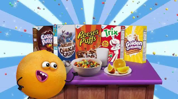 General Mills Cereals TV Spot, 'Satur-Yay-Aaah!!! Wednesday' - Thumbnail 8