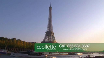 Collette Vacations TV Spot, 'Marvel at the Sites' - Thumbnail 2