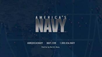 U.S. Navy TV Spot, 'Pin Map' - Thumbnail 9