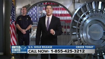 The United States Mint 2015 American Eagle Coins TV Spot, 'Solid Gold' - Thumbnail 2