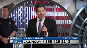 The United States Mint 2015 American Eagle Coins TV Spot, 'Solid Gold' - Thumbnail 4