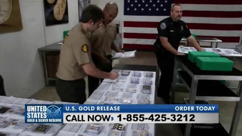 The United States Mint 2015 American Eagle Coins TV Spot, 'Solid Gold' - Thumbnail 7
