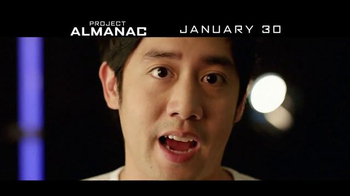 Project Almanac - Alternate Trailer 14