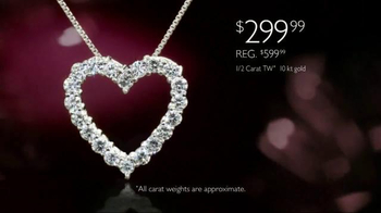Helzberg Diamonds TV Spot, 'The Perfect Valentine's Day Gift' - Thumbnail 6