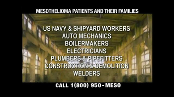 Pulaski & Middleman TV Spot, 'Mesothelioma Patients and Their Families' - Thumbnail 6