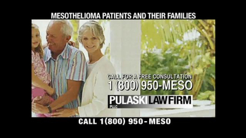 Pulaski & Middleman TV Spot, 'Mesothelioma Patients and Their Families' - Thumbnail 9