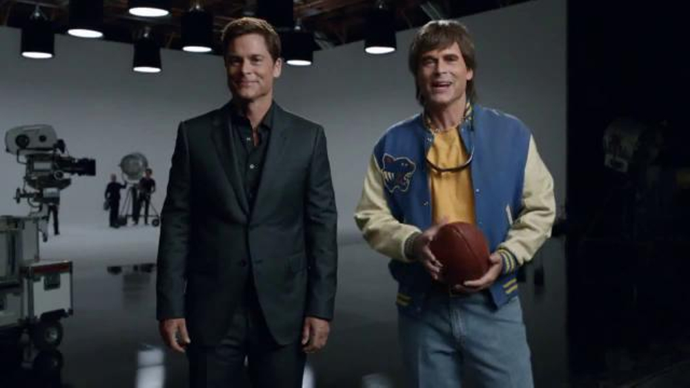 DIRECTV TV Commercial, \'Peaked in High School Rob Lowe\' Featuring ...