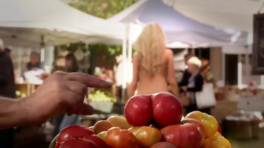 Carls Jr. All-Natural Burger Super Bowl 2015 TV