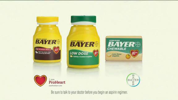 Bayer Low Dose TV Spot, 'Crossword Puzzle' - Thumbnail 7