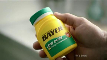 Bayer Low Dose TV Spot, 'Crossword Puzzle' - Thumbnail 5