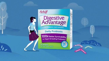 Digestive Advantage TV Spot, 'Boomerang'