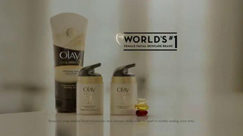 Olay Total Effects 7-In-One Anti-Aging Moisturizer TV Spot, 'Ivana' - Thumbnail 9