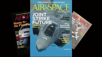 Air & Space Magazine TV Spot, 'From Around the World' - Thumbnail 2