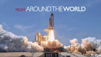 Air & Space Magazine TV Spot, 'From Around the World'