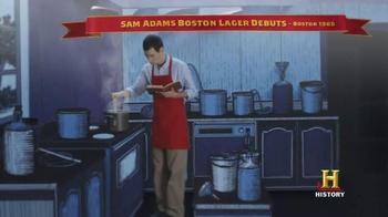 Samuel Adams TV Spot, 'History Channel' - Thumbnail 8