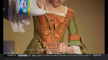 Clorox Splash-Less Bleach TV Spot, 'Martha Washington's Inaugural Gown' - Thumbnail 5