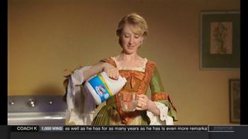 Clorox Splash-Less Bleach TV Spot, 'Martha Washington's Inaugural Gown' - Thumbnail 6