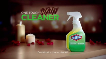 Clorox Clean Up Cleaner + Bleach TV Spot, 'Anniversary Surprise' - Thumbnail 8