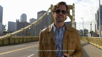 Progressive TV Spot, 'The Messenger Snapshot' Song by Chappo - Thumbnail 3