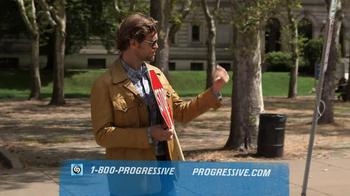 Progressive TV Spot, 'The Messenger Snapshot' Song by Chappo - Thumbnail 9
