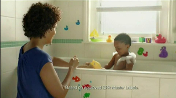 Lysol Mission for Health TV Spot 'Different Uses' - Thumbnail 8