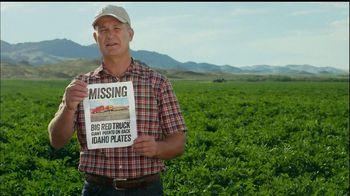 Idaho Potato TV Spot, 'Big Red Truck'
