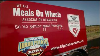 Idaho Potato TV Spot, 'Big Red Truck' - Thumbnail 7