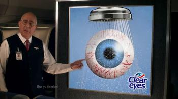 Clear Eyes TV Spot, 'Flight Crew' Featuring Ben Stein - Thumbnail 6