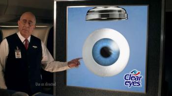 Clear Eyes TV Spot, 'Flight Crew' Featuring Ben Stein - Thumbnail 7