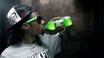 Mountain Dew TV Spot, 'Why' Featuring Lil Wayne - 126 commercial airings
