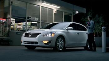 Nissan TV Spot, 'Gas Station Breakup' - Thumbnail 1