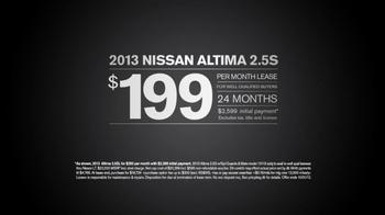 Nissan TV Spot, 'Gas Station Breakup' - Thumbnail 10
