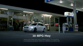 Nissan TV Spot, 'Gas Station Breakup' - Thumbnail 8